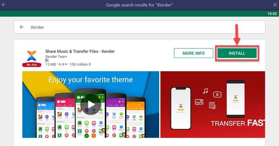 Xender For PC/Laptop (Windows 10/8/7 and Mac) Free ...