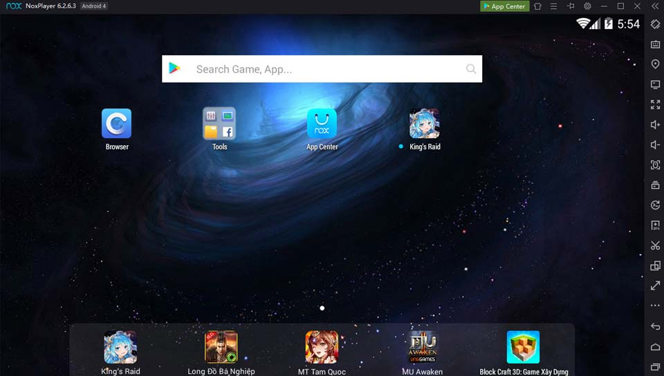 Nox App Player For PC (Windows 10/8/7 and Mac) Free Download