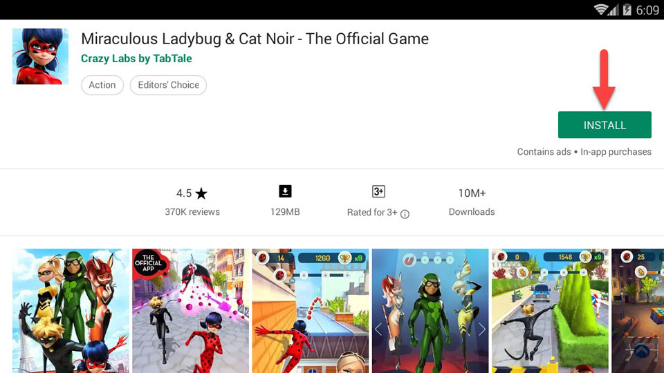 Download and Install Miraculous Ladybug & Cat Noir For PC (Windows 10/8/7 and Mac)