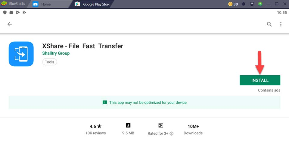 Download and Install XShare - File Fast Transfer For PC (Windows 10/8/7 and Mac)