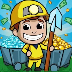 Idle Miner Tycoon For PC Free Download