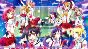 Love Live Wallpaper - 1