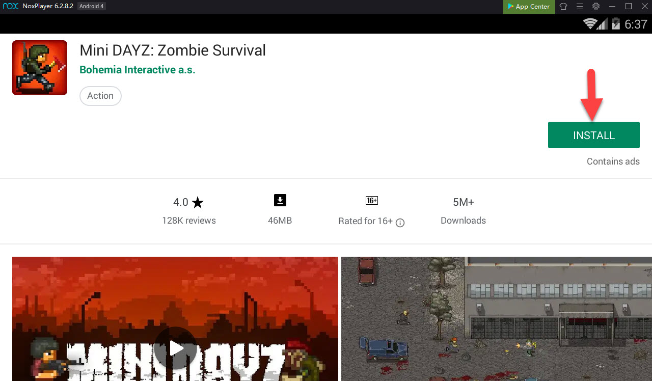 Download and Install Mini DAYZ For PC (Windows 10/8/7 and Mac)