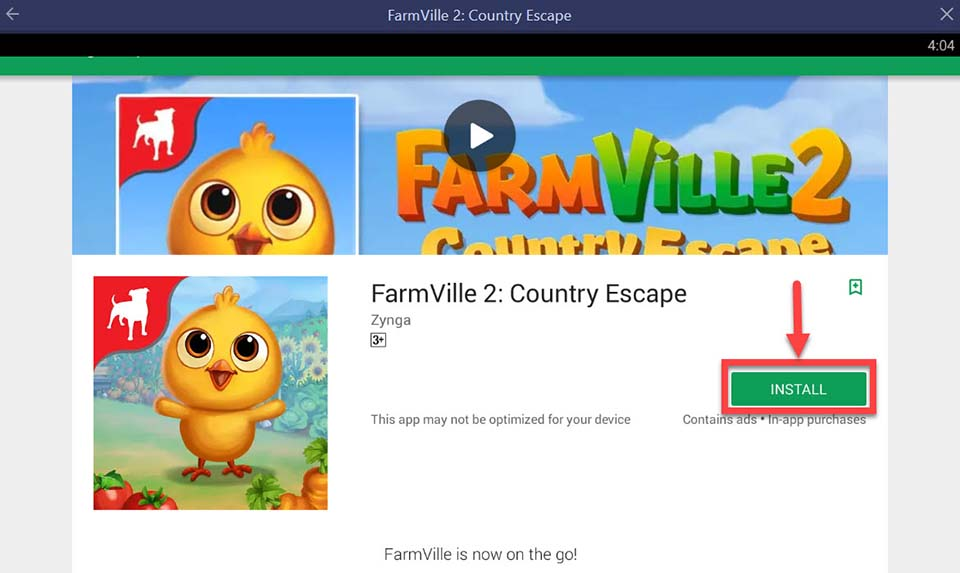 Download and Install FarmVille 2: Country Escape For PC (WIndows 10/8/7/Mac)