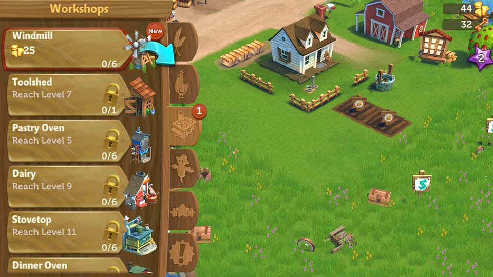 FarmVille 2 Country Escape For PC (Windows 10/8/7/Mac) Free Download