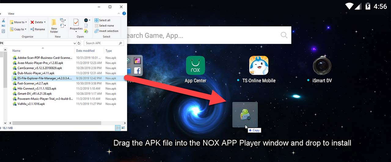How To Install APK on Nox App Player