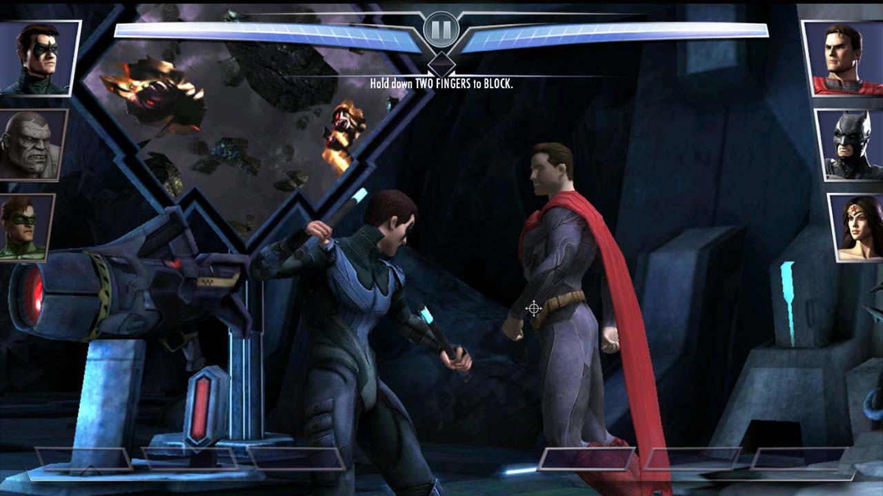 Play Injustice Gods Among Us on PC