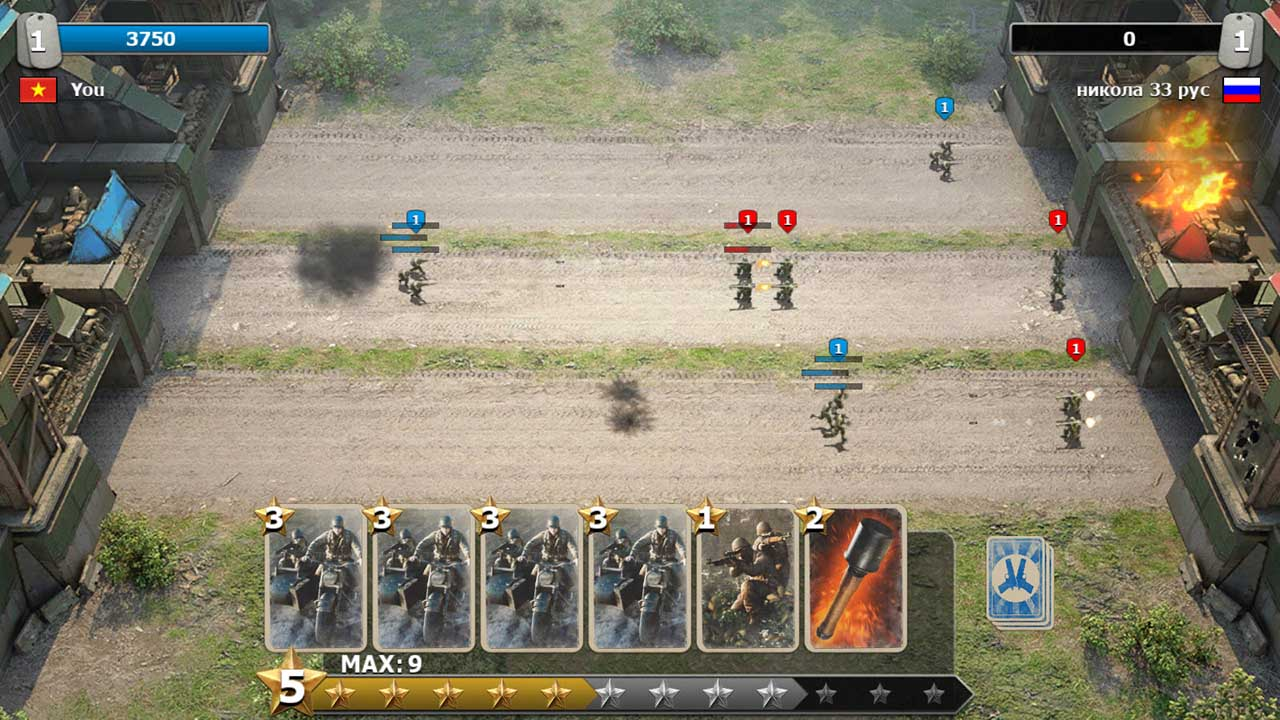 Play Trench Assault on PC