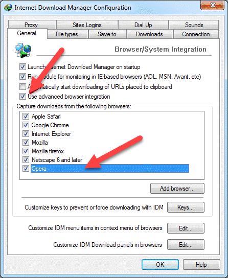 How To Install Idm Extension On Opera Browser Mangaaz Net