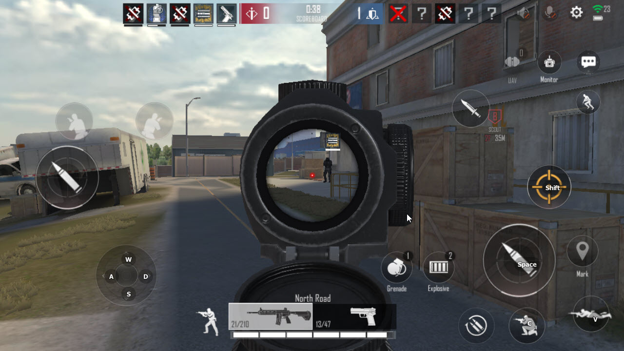 Play Area F2 on PC