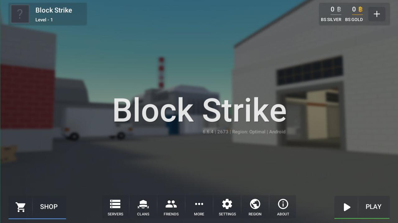 Play Block Strike on PC