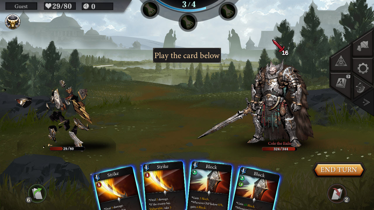 Play Heroes of Abysson on PC