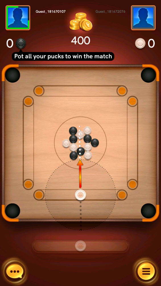 Play Carrom Pool: Disc Game on PC