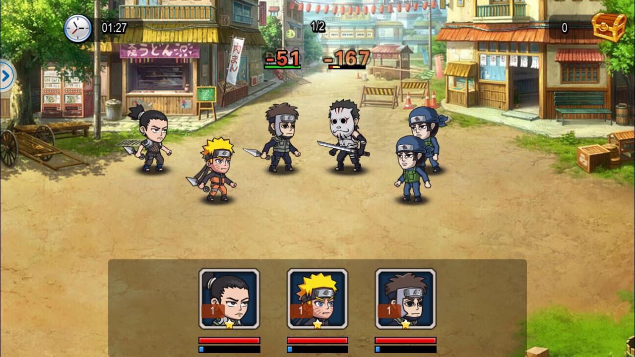 Play Ninja War World (NWW): Global Force on PC