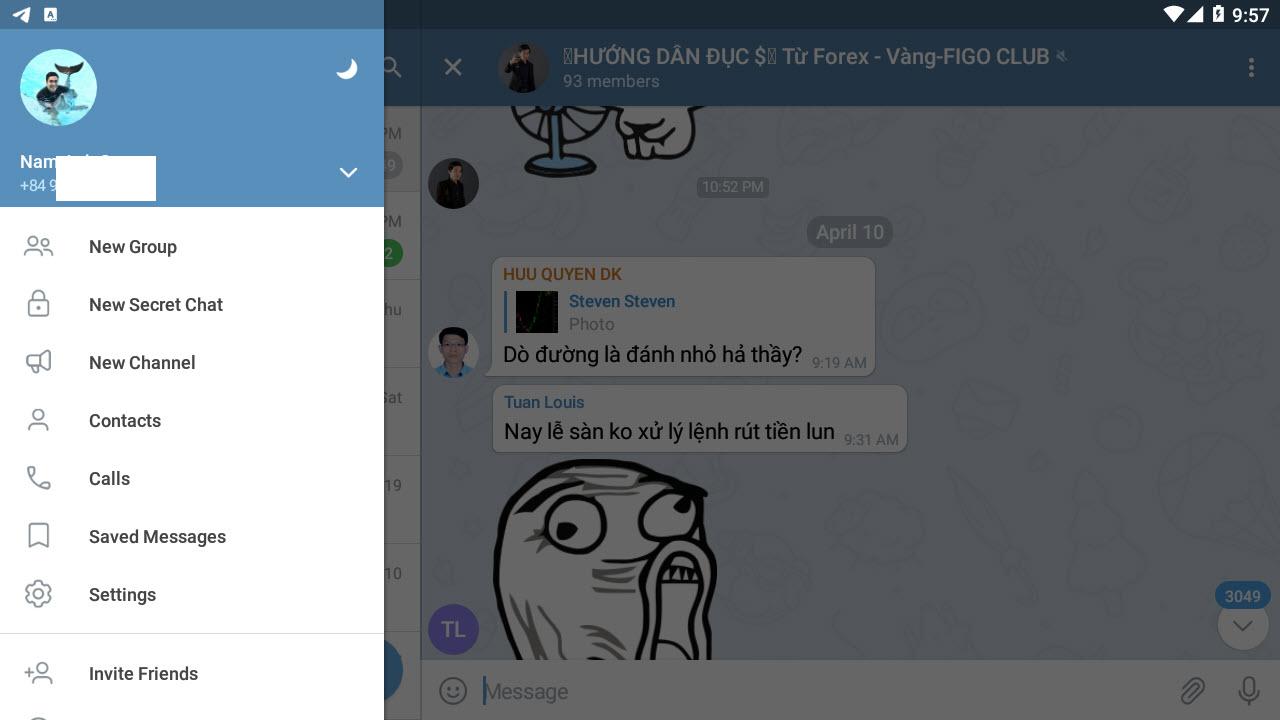 How To Install Telegram on PC Windows 20/20/20/Mac   Mangaaz.net