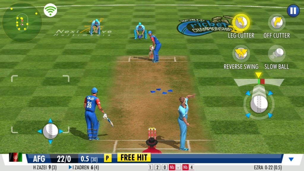 Play World Cricket Championship 3 - WCC3 on PC